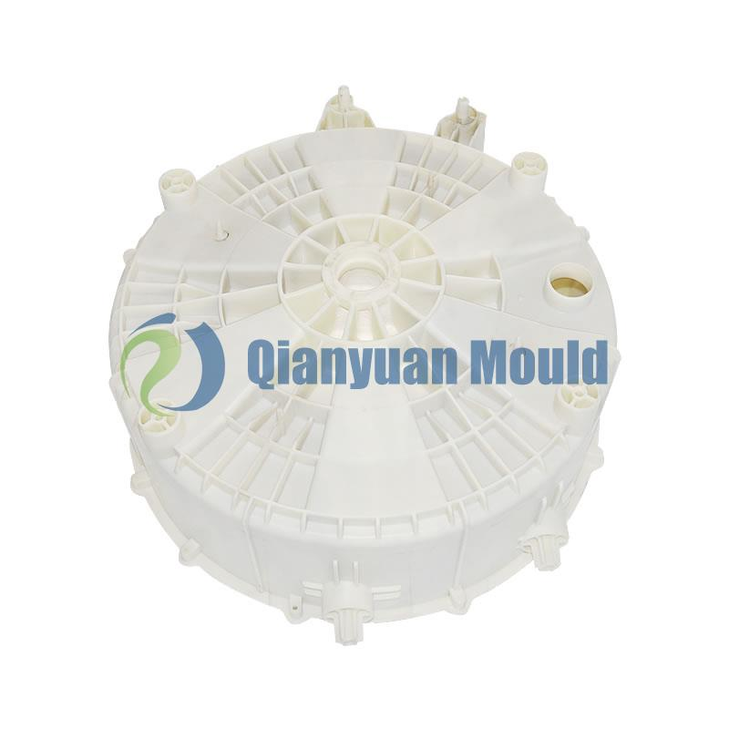 Washing machine drum mould
