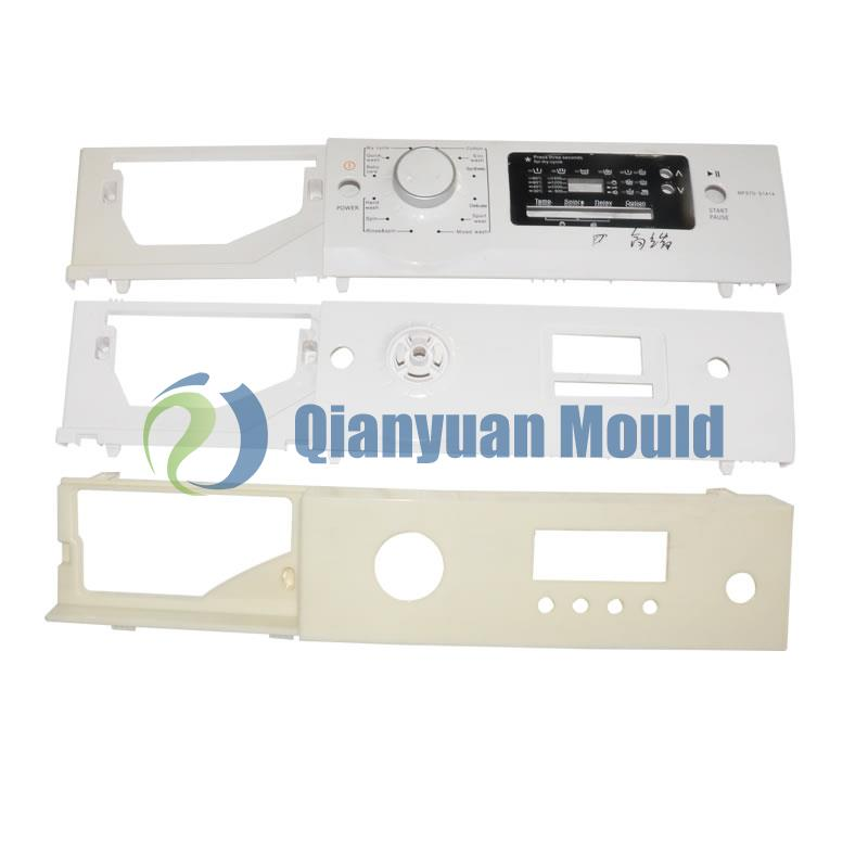 washing machine control panel mould